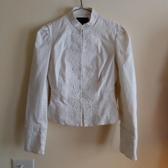 8ea8b211bf BCBGMaxAzria Jackets & Blazers - BCBGMAXAZRIA Cropped Jacket